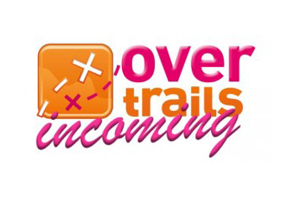 Logotipo Overtrails Incoming