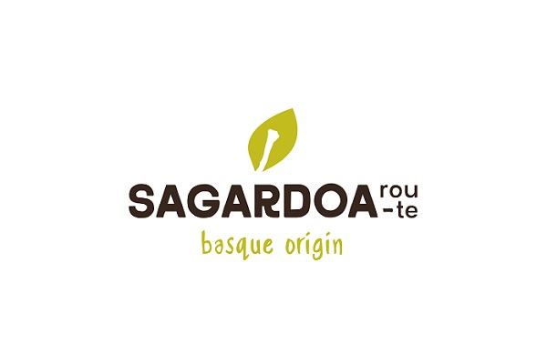 Logotipo Sagardoa Route