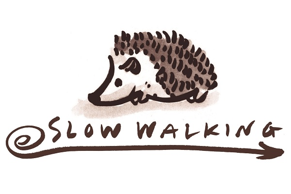 Logotipo Slow Walking