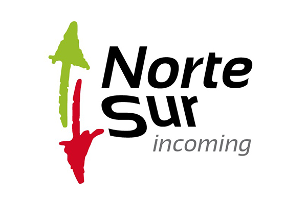Logotipo  NorteSur Incoming